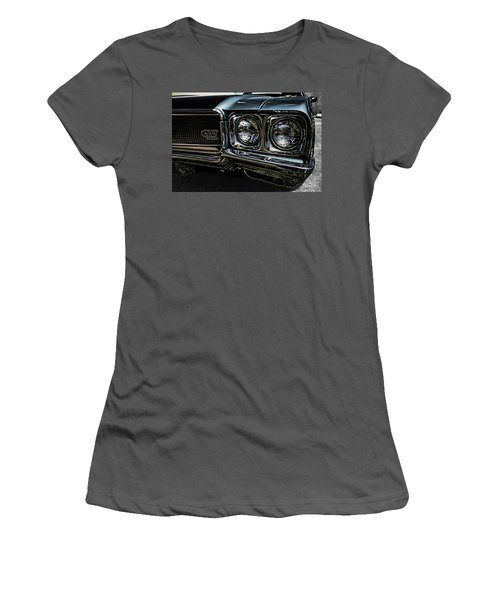 '70 Buick Gs Women's T-Shirt (Athletic Fit)