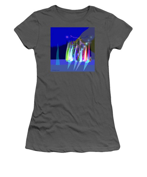 720 - Sailing A Women's T-Shirt (Athletic Fit)