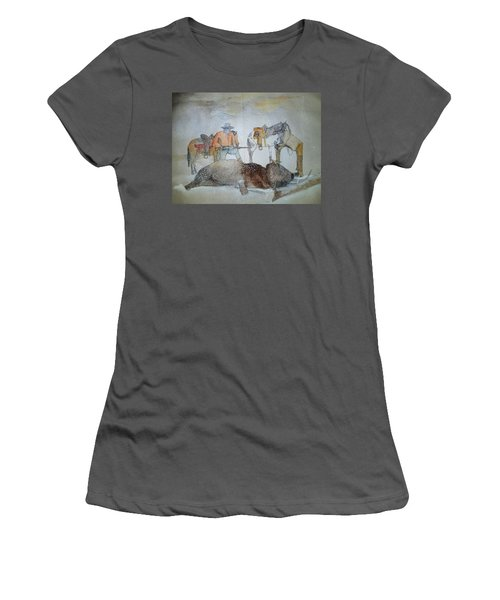 ole West my way album  Women's T-Shirt (Athletic Fit)