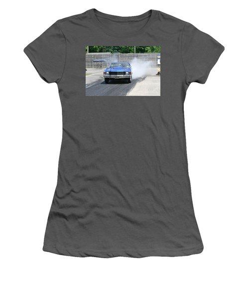 8626 06-15-2015 Esta Safety Park Women's T-Shirt (Athletic Fit)