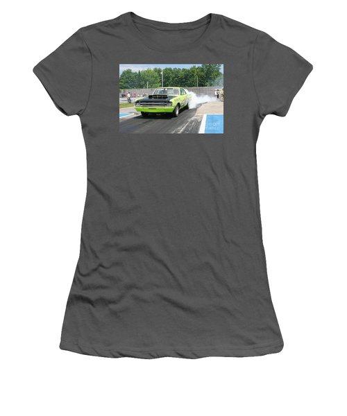 8652 06-15-2015 Esta Safety Park Women's T-Shirt (Athletic Fit)