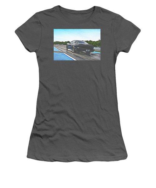 8706 06-15-2015 Esta Safety Park Women's T-Shirt (Athletic Fit)
