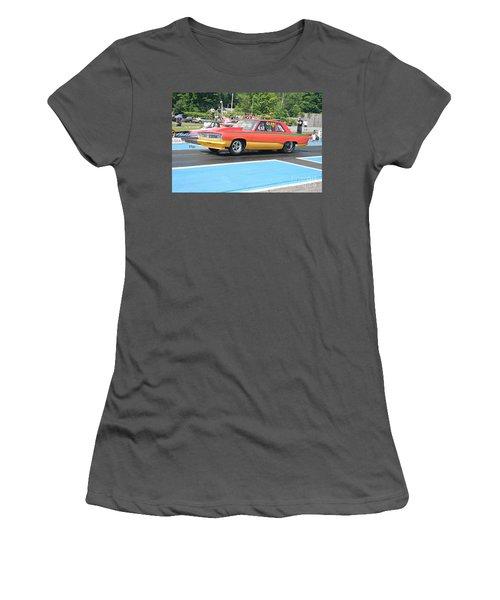 8796 06-15-2015 Esta Safety Park Women's T-Shirt (Athletic Fit)