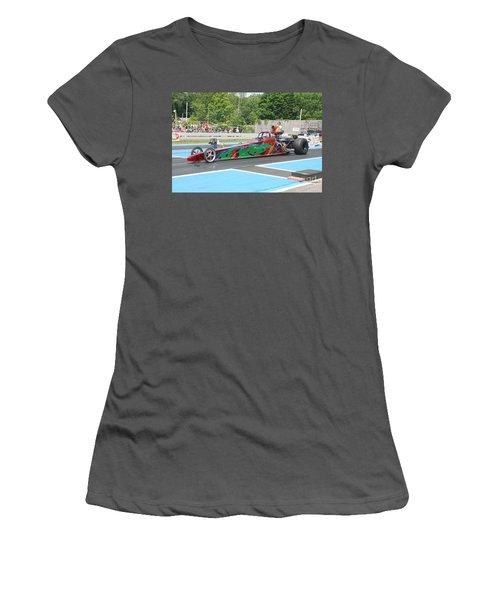 8822 06-15-2015 Esta Safety Park Women's T-Shirt (Athletic Fit)