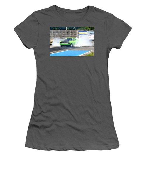 8833 06-15-2015 Esta Safety Park Women's T-Shirt (Athletic Fit)