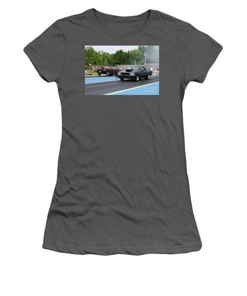 8849 06-15-2015 Esta Safety Park Women's T-Shirt (Athletic Fit)