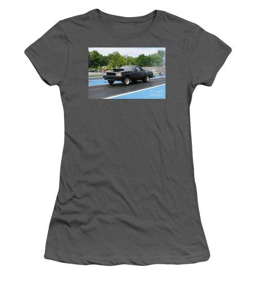 8850 06-15-2015 Esta Safety Park Women's T-Shirt (Athletic Fit)