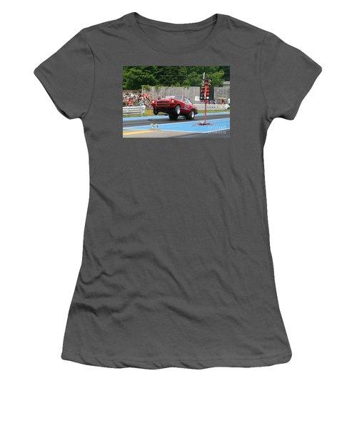 8853 06-15-2015 Esta Safety Park Women's T-Shirt (Athletic Fit)