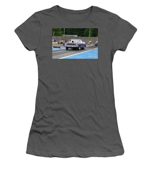 9133 06-15-2015 Esta Safety Park Women's T-Shirt (Athletic Fit)