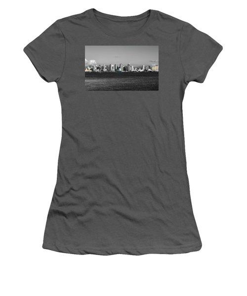 A Bit Of Color Women's T-Shirt (Junior Cut)