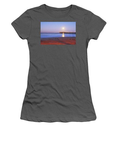 A Crystal Moon Women's T-Shirt (Junior Cut)