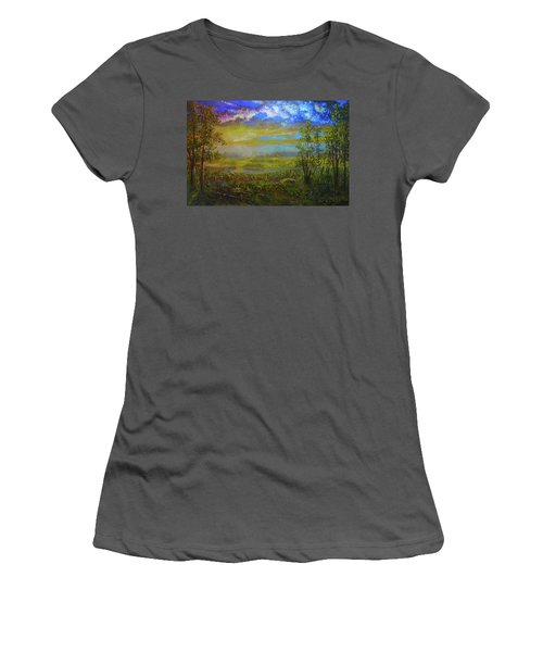 A Far Place  Women's T-Shirt (Athletic Fit)