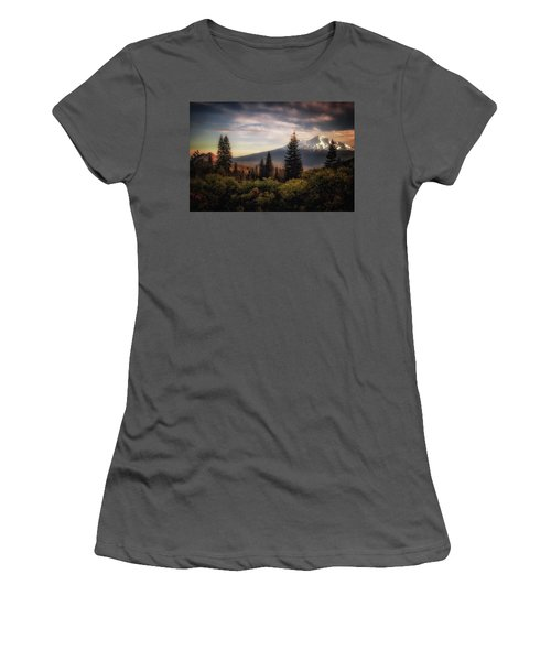 A Favorite View Women's T-Shirt (Athletic Fit)