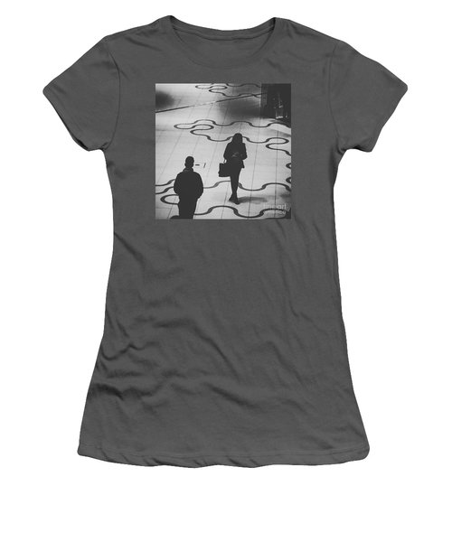 A Love Story That Was Meant To Be Women's T-Shirt (Athletic Fit)
