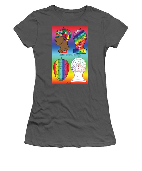 A Most Unusual Suspect Women's T-Shirt (Athletic Fit)