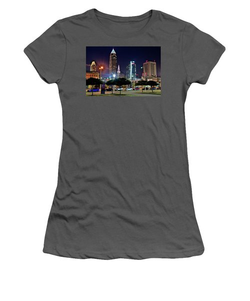 A New View Women's T-Shirt (Junior Cut) by Frozen in Time Fine Art Photography