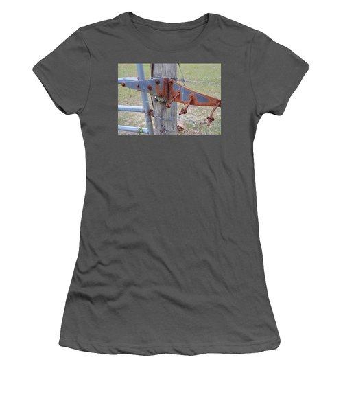 A Parable Women's T-Shirt (Junior Cut) by Warren Thompson