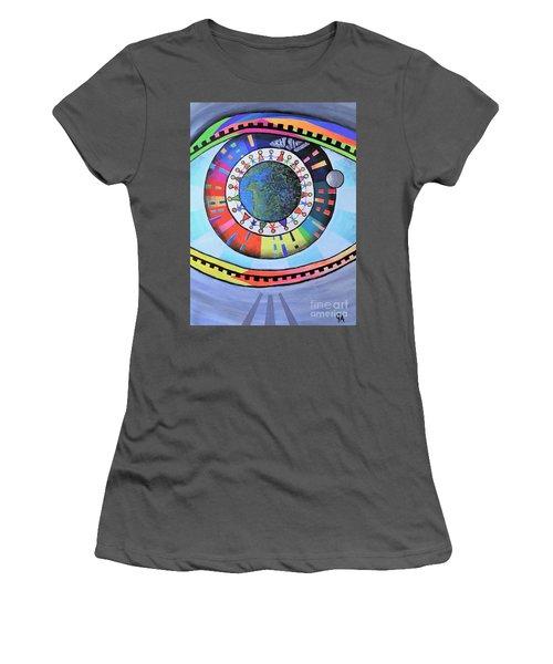 A Pleasant Fiction Women's T-Shirt (Athletic Fit)