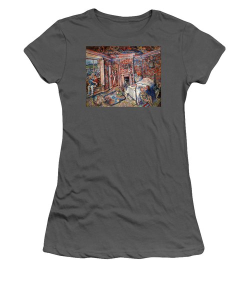 A Room With A View Women's T-Shirt (Athletic Fit)
