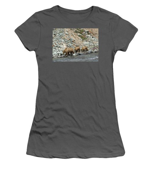 A Walk On The Wild Side Women's T-Shirt (Athletic Fit)