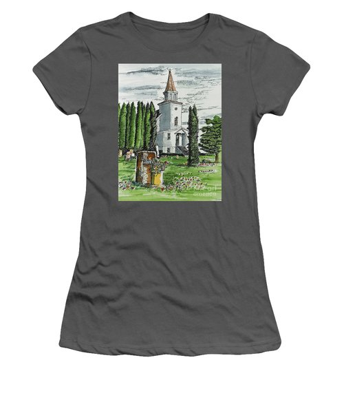 A Wisconsin Beauty Women's T-Shirt (Athletic Fit)