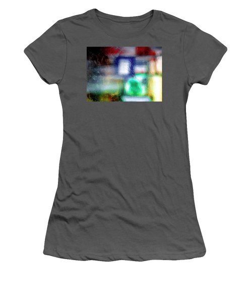 Abstraction  Women's T-Shirt (Junior Cut) by Prakash Ghai