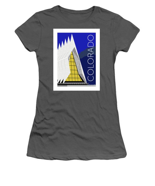 Colorado Afa Chapel Women's T-Shirt (Athletic Fit)