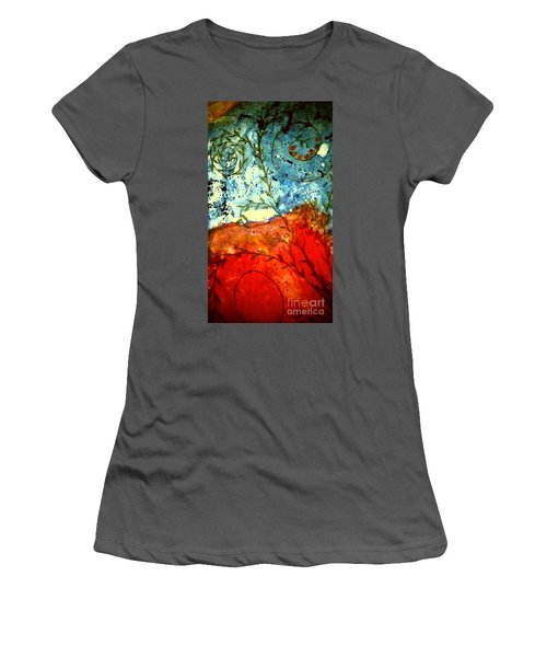 After The Storm The Dust Settles Women's T-Shirt (Athletic Fit)