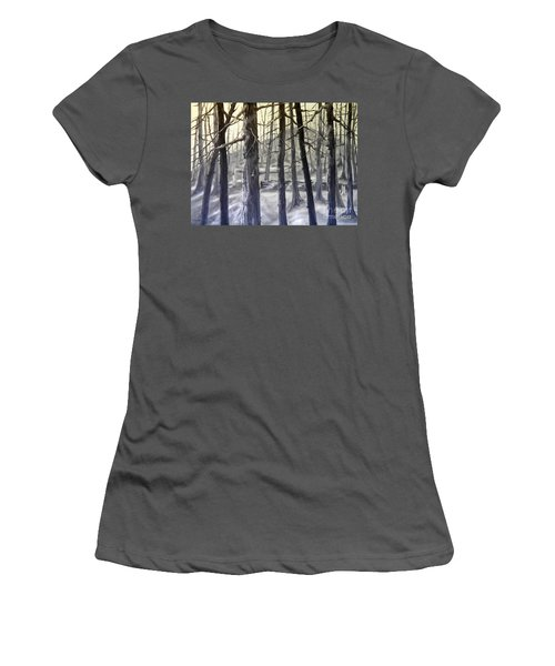 Aftermath 2 Women's T-Shirt (Athletic Fit)