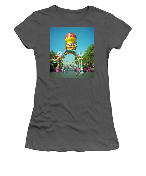 Afternoon Avenue Women's T-Shirt (Athletic Fit)
