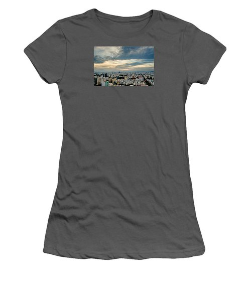 Afternoon Saigon Women's T-Shirt (Athletic Fit)