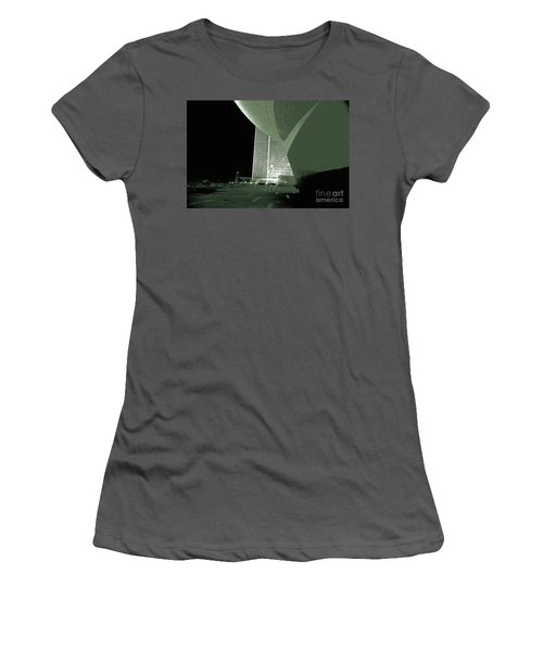 Albany Passage Women's T-Shirt (Athletic Fit)