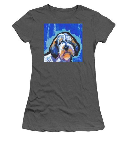 All Rhymes Pbgv Women's T-Shirt (Athletic Fit)