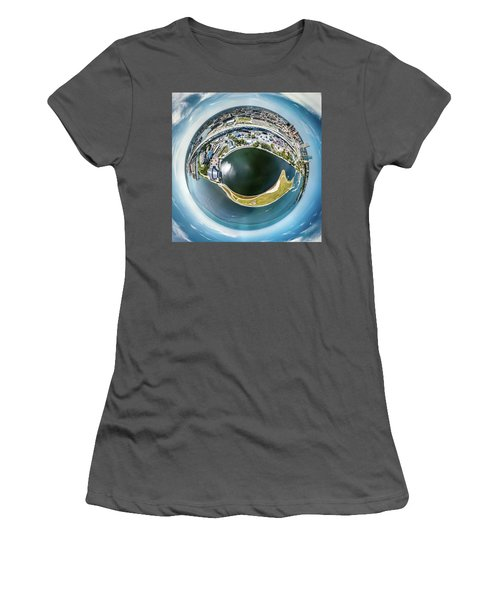 All Seeing Eye Women's T-Shirt (Athletic Fit)