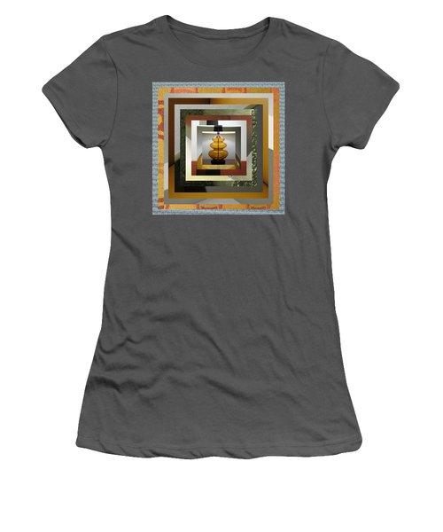Alladin's Lamp Women's T-Shirt (Junior Cut) by Paul Moss
