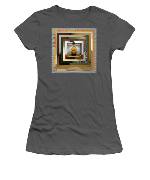 Alladin's Lamp Women's T-Shirt (Athletic Fit)