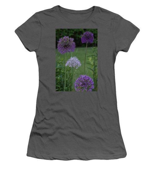 Allium Women's T-Shirt (Athletic Fit)