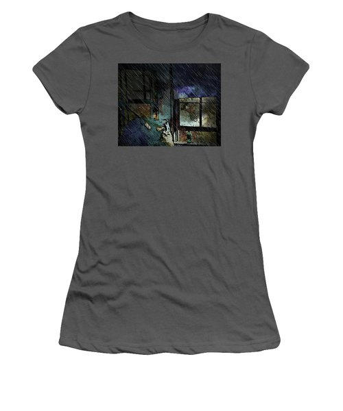 Ambivalence Women's T-Shirt (Athletic Fit)