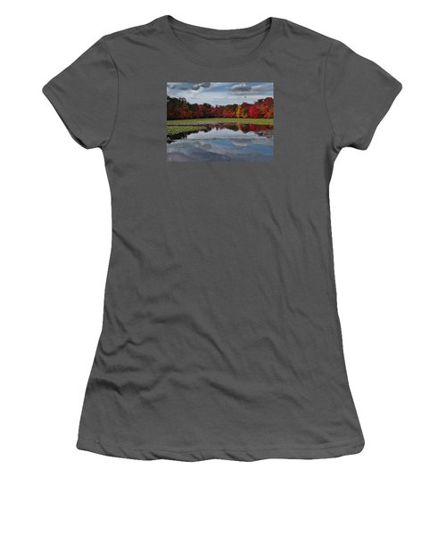 An Autumn Day Women's T-Shirt (Athletic Fit)
