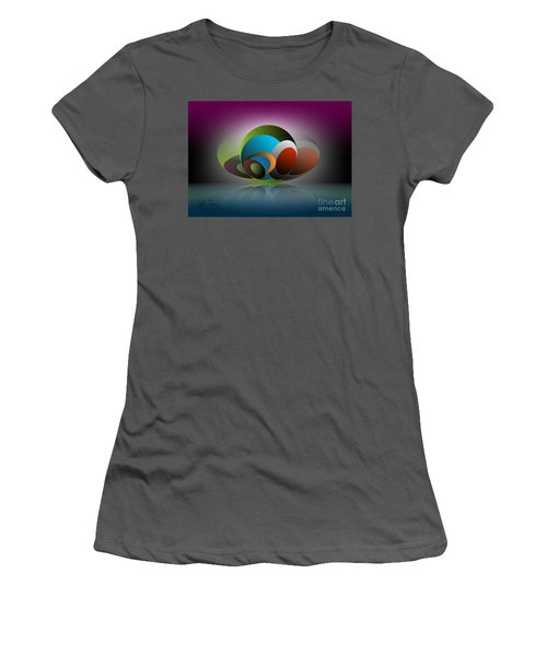 Analogy Women's T-Shirt (Athletic Fit)