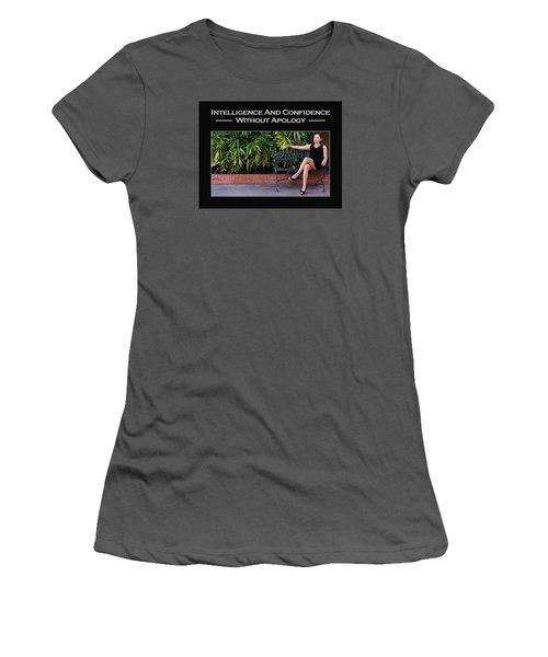 Andria 2-2-39 Women's T-Shirt (Junior Cut) by David Miller