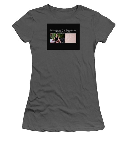 Andria 2-3-64 Women's T-Shirt (Athletic Fit)