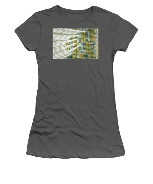 Angle Women's T-Shirt (Athletic Fit)