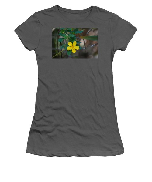 Women's T-Shirt (Junior Cut) featuring the photograph Ant Flowers by Rob Hans