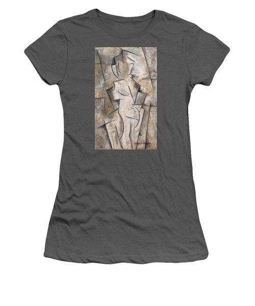 Apparition Women's T-Shirt (Athletic Fit)