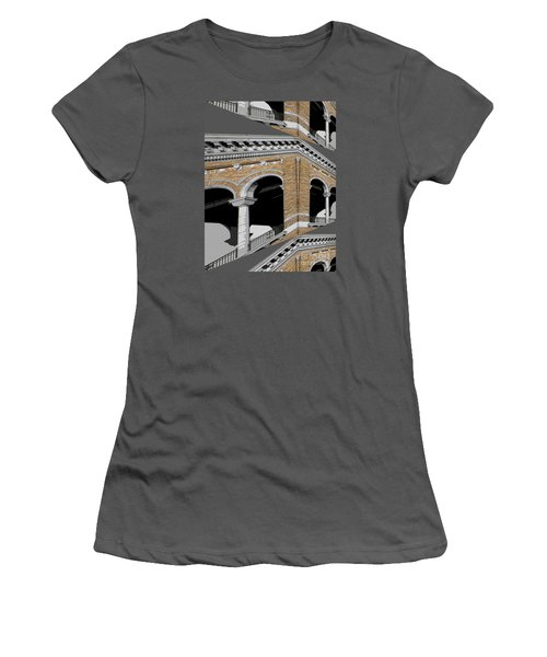 Archways Women's T-Shirt (Athletic Fit)