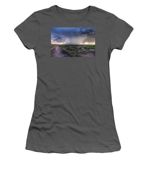 Arizona Storm Women's T-Shirt (Athletic Fit)