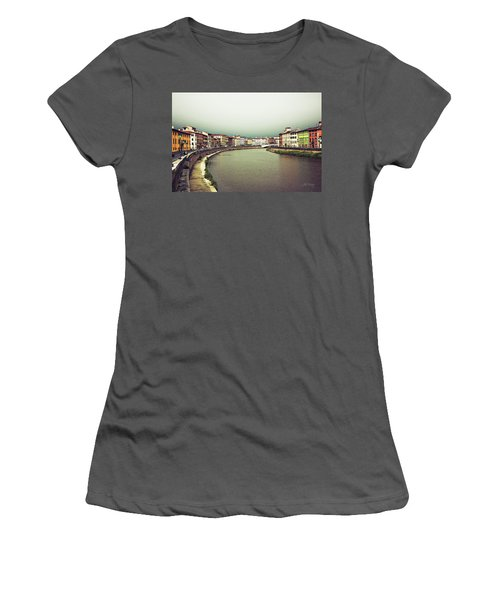 Arno Women's T-Shirt (Junior Cut) by Joseph Westrupp
