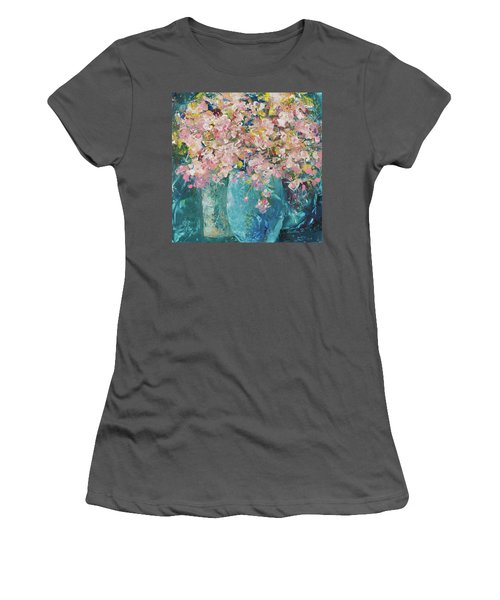Aroma Therapy Women's T-Shirt (Athletic Fit)