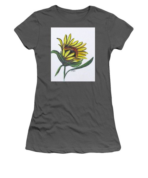 Art Doodle No. 22 Women's T-Shirt (Athletic Fit)
